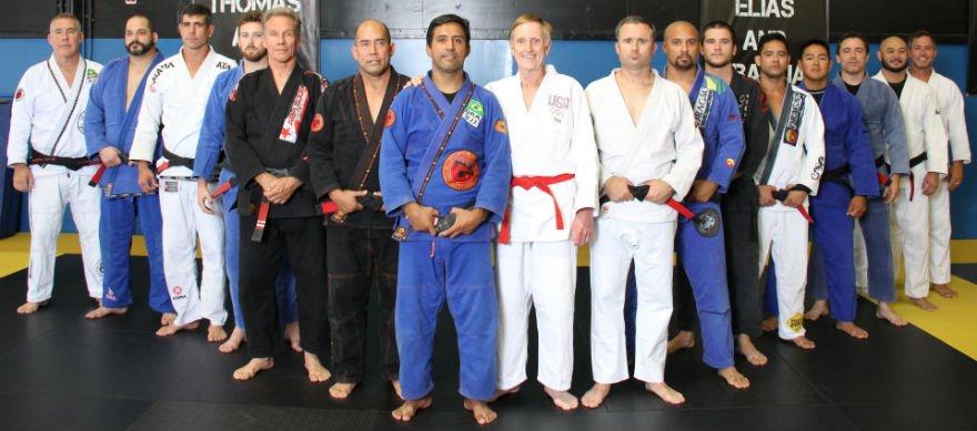 San Diego Brazilian Jiu Jitsu
